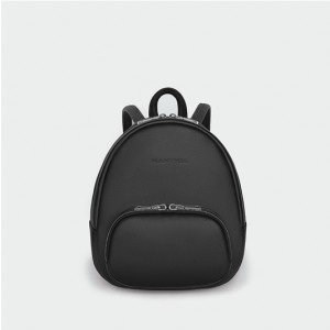 Backpack XS Black Saffiano