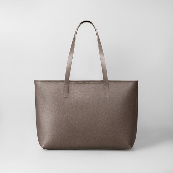 Daily W Taupe, saffiano, any color