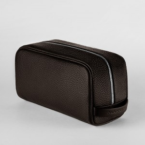 Washbag Brown